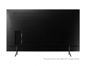Televizor LED Samsung 49NU7102, 123 cm, Smart, 4K Ultra HD, PQI 1300, HDR, HDMI, Wi-Fi, Negru