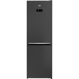 Combina frigorifica Beko RCNA366E30ZXR, 324 l, Clasa A++, NeoFrost, Compartiment 0°C, Kitchen Fit, Everfresh+ , 185.9 cm, Dark Inox [0]