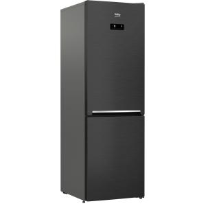 Combina frigorifica Beko RCNA366E30ZXR, 324 l, Clasa A++, NeoFrost, Compartiment 0°C, Kitchen Fit, Everfresh+ , 185.9 cm, Dark Inox [1]