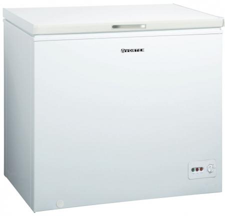 Lada frigorifica Vortex VO1007, 249 L, A+, R600a, Alb0