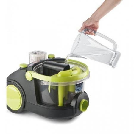 Aspirator cu filtrare in apa Studio Casa Hydratech Turbo, 850 W, Filtru Hepa, Perie Turbo [1]