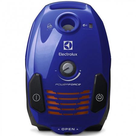 Aspirator cu sac Electrolux EPF62IS, 700W, Clasa A, filtru H12 lavabil, perie Parketto, Albastru [1]