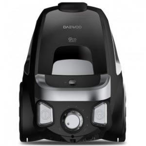 Aspirator fara sac Daewoo RCC-230B/3A, 800 W, 2.5L, Tub telescopic din metal, Negru0