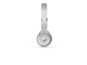 Casti audio cu banda Beats Solo 3 by Dr. Dre, Wireless, Silver2