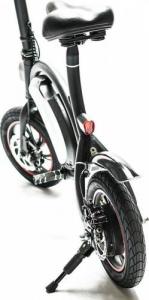 Bicicleta electrica FreeWheel Ebike 1, Baterie LG, viteza 30 Km/h, Autonomie 40-50 km, Motor 250W, Roti 12 inch, Negru3