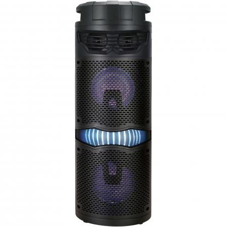 Boxa portabila activa, AKAI ABTS-636, Bluetooth 5.0, 40W, Radio FM2