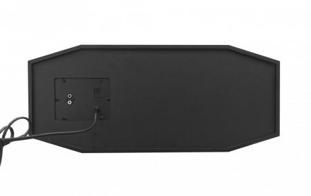 Boxa Audio Portabila Akai , Putere Totala 240 W , Conectare prin Functia Bluetooth , Port USB 2.0 , Intrare Auxiliara 3.5 mm , Alimentare prin Acumulator USB , Culoare Negru1