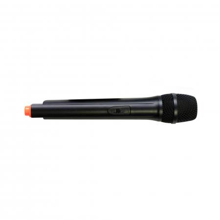 Boxa portabila AKAI ABTS-1002 , microfon wireless-Karaoke , BT/USB/SD/AUX/FM Radio, Telecomanda , Baterie reincarcabila3