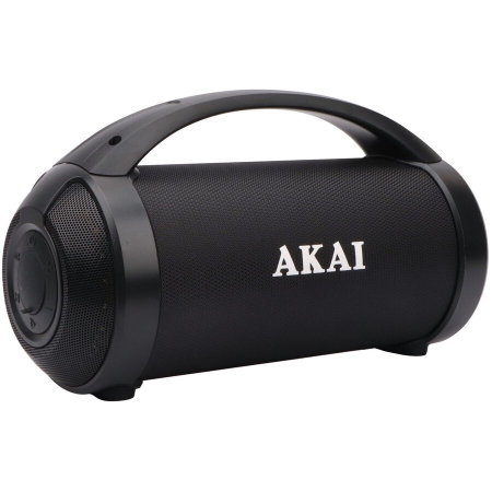 Boxa portabila Akai ABTS-21H, Bluetooth, USB, Aux in, radio FM, lumini difuzor, functie True Wireless Stereo, indicator LED nivel baterie [0]
