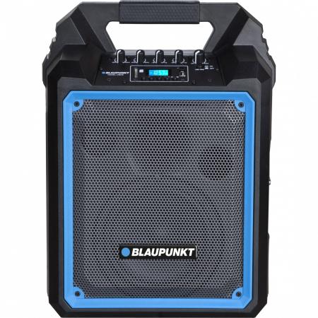 Boxa portabila Blaupunkt, MB06, Bluetooth, FM/SD/USB/AUX/KARAOKE, 500W0