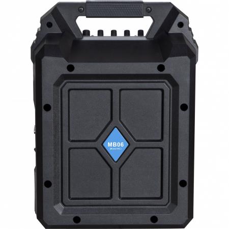 Boxa portabila Blaupunkt, MB06, Bluetooth, FM/SD/USB/AUX/KARAOKE, 500W2
