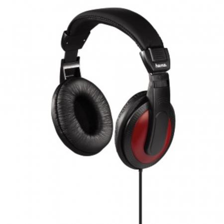 Casti EVO on ear Hama HK5618 cu adaptor jack 6.35mm inclus1