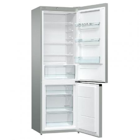 Combina frigorifica Gorenje RK611PS4 , FrostLess, 326 L,Clasa A+,H185 cm, gri2