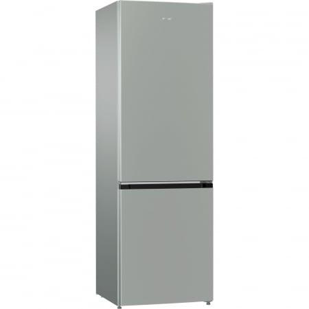 Combina frigorifica Gorenje RK611PS4 , FrostLess, 326 L,Clasa A+,H185 cm, gri0