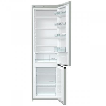Combina frigorifica GORENJE NRK621PS4, NoFrost Plus, 339 l, H 200 cm, Clasa A+, inox [3]