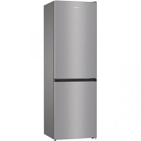 Combina frigorifica GORENJE RK6191ES4, FrostLess, 314 l, H 185 cm, Clasa A+, argintiu1
