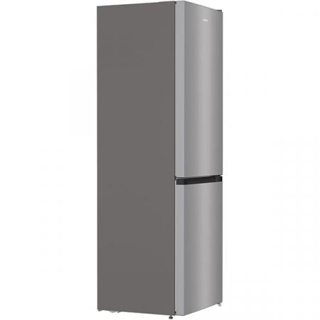 Combina frigorifica GORENJE RK6191ES4, FrostLess, 314 l, H 185 cm, Clasa A+, argintiu2
