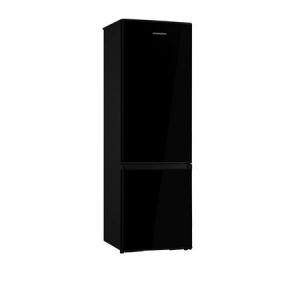 Combina frigorifica Heinner HC-H273BKA+, 273 l, Clasa A+, H 175.7 cm, Negru