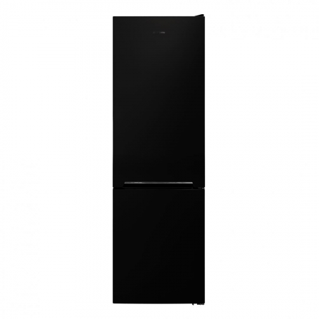Combina frigorifica Heinner HC-V268BKF+, 268 l, Clasa A+, Control mecanic, H 170 cm, Negru [0]