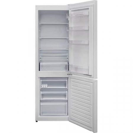 Combina frigorifica VORTEX VK27SWH01V, 268 l, H 170 cm, Clasa F, alb [1]