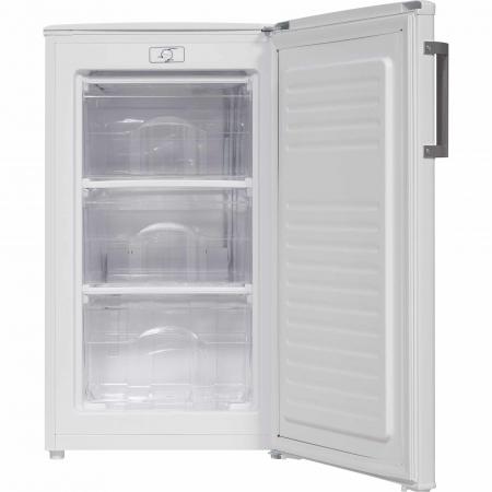 Congelator Candy CCTUS 482WH, 64 l, 3 sertare, Clasa A+, H 85 cm, Alb0