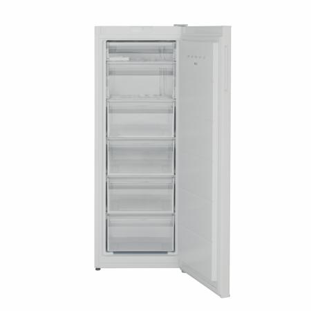 Congelator Heinner HFF-V188F+, 182 l, Clasa F, 6 sertare, Control mecanic, H 145.5 cm, Alb [1]