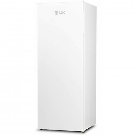 Congelator LDK LC2106N, A+, 182 l, 6 compartimente, H 145.5 cm, Alb [2]