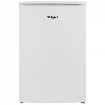 Congelator Whirlpool W55ZM 111 W, 102 l, 3 sertare, Control mecanic, Usa reversibila, H 83.8 cm, Alb [0]