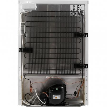 Congelator Whirlpool W55ZM 111 W, 102 l, 3 sertare, Control mecanic, Usa reversibila, H 83.8 cm, Alb [5]