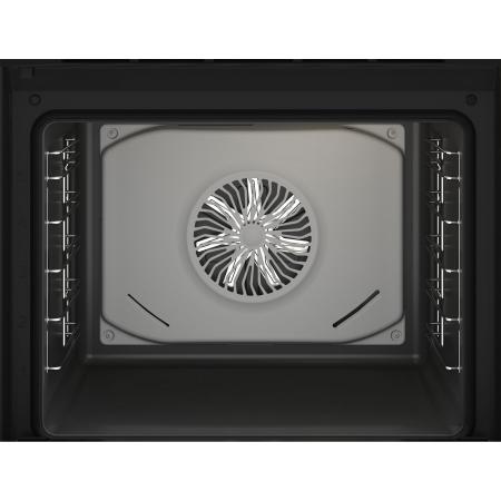 Cuptor incorporabil Beko BBIM13300XM, Electric, 72 l, Autocuratare catalitica, Display touch control, SteamShine Cleaning, Grill, 3D Cooking, Clasa A, Sticla neagra2