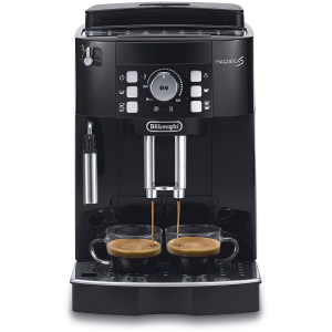 Espressor automat De'Longhi Magnifica S ECAM 21.117.B, 1450 W, 15 bar, 1.8 l, Negru0
