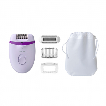 Epilator Philips Satinelle BRE275/00, Lila0