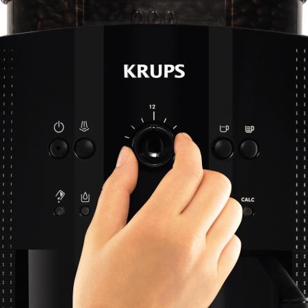 Espressor automat Krups Espresseria Automatic EA8108, 15 bar, 1.6 l, Negru [3]