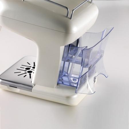 Espressor manual Ariete Classic, 1389 Perla, Sistem cappuccino, 15 Bar [1]
