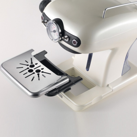 Espressor manual Ariete Classic, 1389 Perla, Sistem cappuccino, 15 Bar [2]