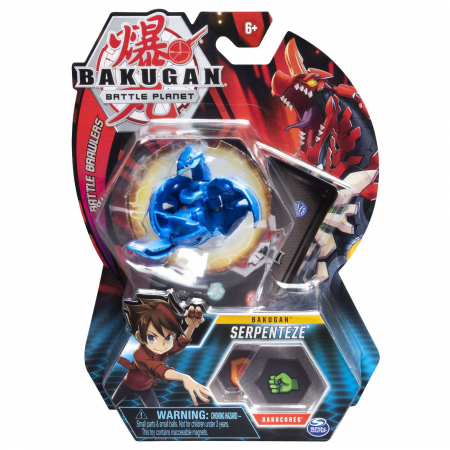 Figurina Bakugan - Serpenteze0