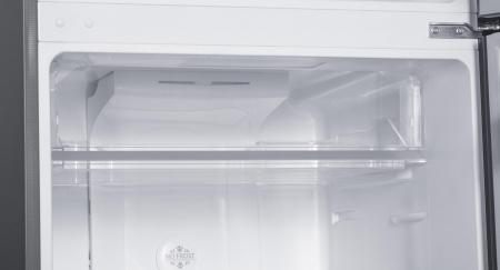 Frigider cu 2 usi Heinner HF-H415NFDXF+, 420 l, Clasa F, Full No Frost, Display LED, Iluminare LED, H 177 cm, Antracit [2]