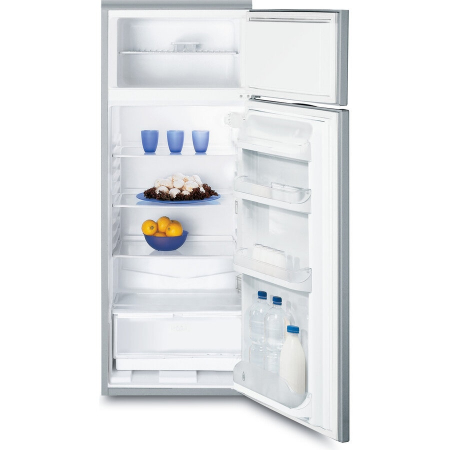 Frigider Hotpoint MTAA 24S, Clasa energetica A+, Capacitate neta totala 226 l, Capacitate neta congelator 42 l, Argintiu1