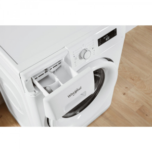 Masina de spalat Whirlpool FWSG 71253 W, 7 kg, 1200 rpm, FreshCare+, SoftMove, Colours15,Clean+, Al 6-lea Simt, Alb3