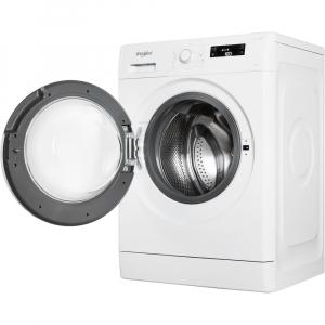 Masina de spalat Whirlpool FWSG 71253 W, 7 kg, 1200 rpm, FreshCare+, SoftMove, Colours15,Clean+, Al 6-lea Simt, Alb5