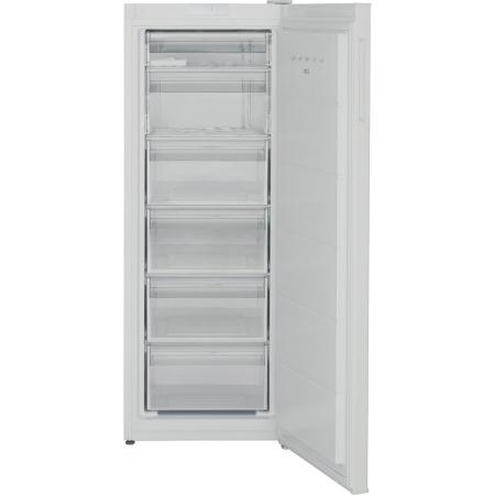 Congelator Heinner HFF-V182A+, 182L, 6 Compartimente Spatioase, Usa Reversibila, ALB1