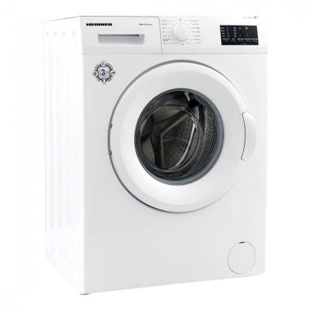 Masina de spalat rufe Heinner HWM-V7010A++, 7KG, 1000 RPM, Clasa A++, Ecran LED, Functie start intarziat, Sistem Eco Logic, 60 cm, Alb2