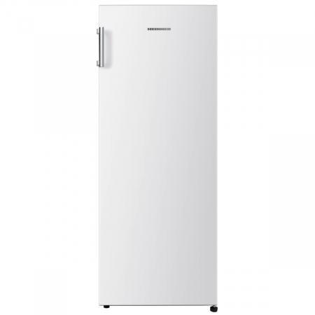 Congelator Heinner HFF-N153A+, 153 l, Control mecanic, Clasa A+, H 143 cm, Alb0