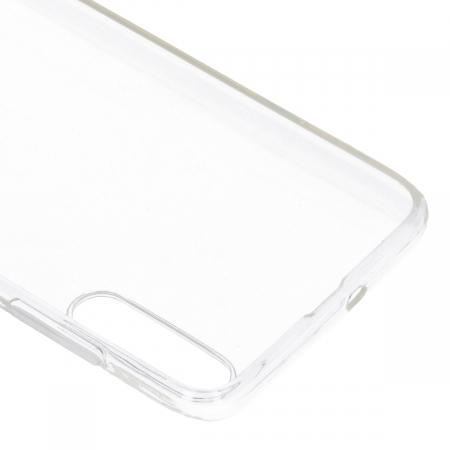 Husa Samsung Galaxy A70, A705F - Silicon, Transparent [2]