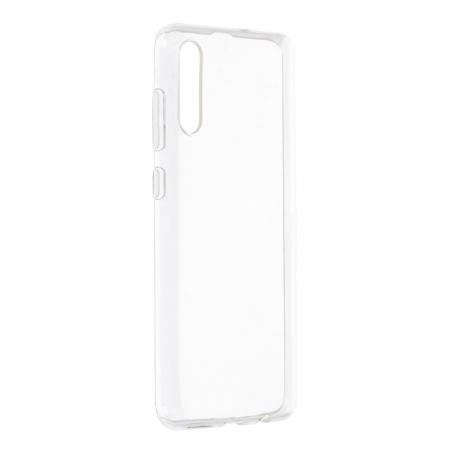 Husa Samsung Galaxy A70, A705F - Silicon, Transparent [0]