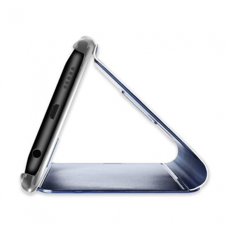 Husa Samsung Galaxy A70 Clear View Pink [1]