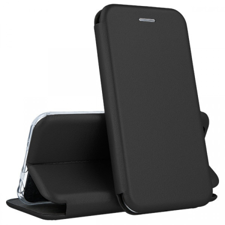 Husa Samsung Galaxy J4 Plus tip carte,neagra1