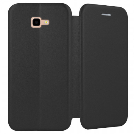 Husa Samsung Galaxy J4 Plus tip carte,neagra0