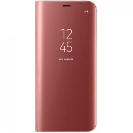 Husa Samsung Galaxy J5 2017 (J530) Clear View Rose Gold0