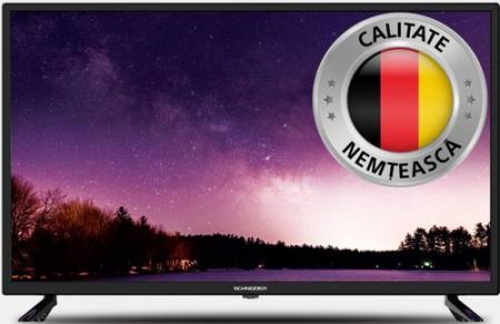 Televizor LED, Schneider 32SC410K, 81 cm, HD0